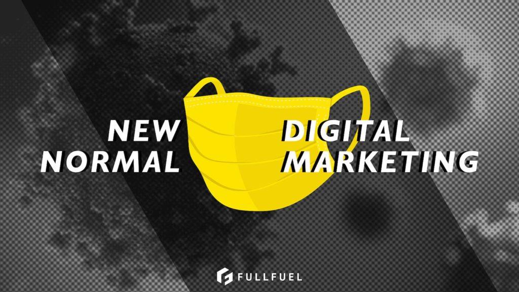 การตลาดดิจิทัลยุคใหม่ New Normal Marketing